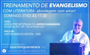 Evangelismo com Amor